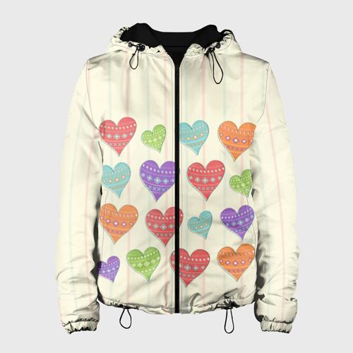 Женская куртка 3D