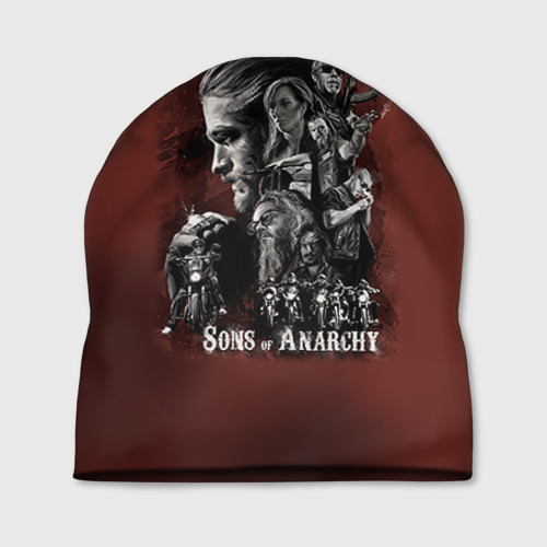 Шапка 3D Sons Of Anarchy