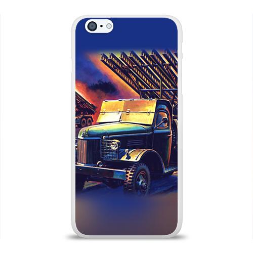 Чехол для Apple iPhone 6Plus/6SPlus силиконовый глянцевый  Фото 01, Военная техника