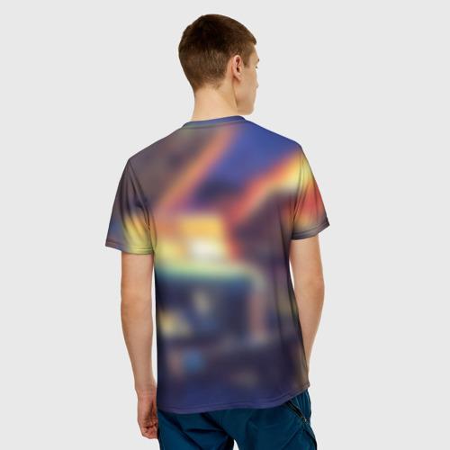 Мужская футболка 3D  Фото 02, Военная техника