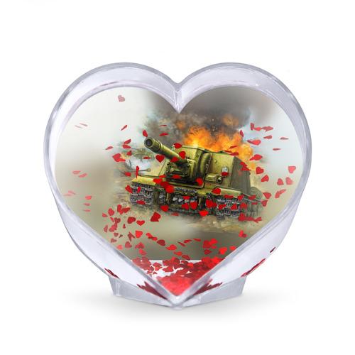 Сувенир Сердце  Фото 02, Военная техника