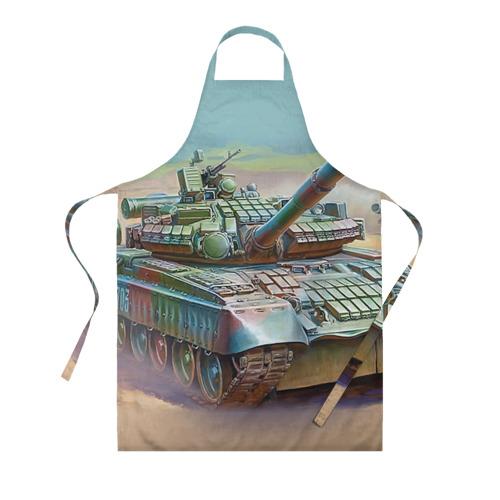 Фартук 3D Военная техника