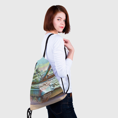 Рюкзак-мешок 3D  Фото 02, Военная техника