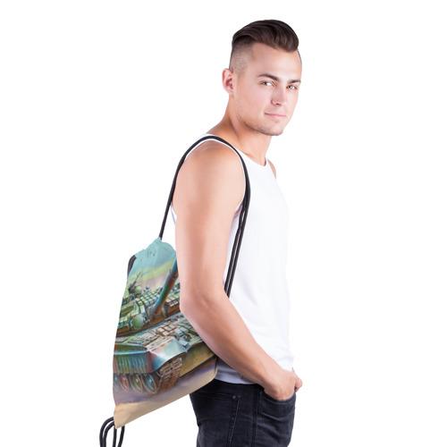 Рюкзак-мешок 3D  Фото 03, Военная техника