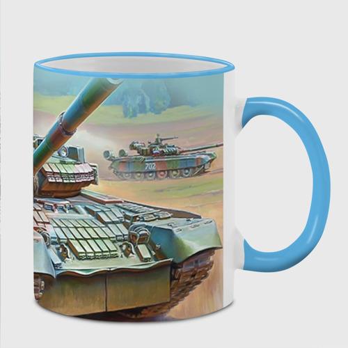 Кружка с полной запечаткой  Фото 02, Военная техника