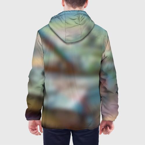 Мужская куртка 3D  Фото 05, Военная техника
