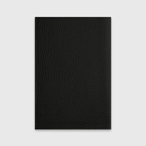 Обложка для паспорта матовая кожа  Фото 02, Imagine dragons