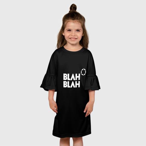 Детское платье 3D  Фото 01, Blah-blah