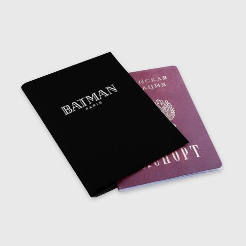 Обложка для паспорта матовая кожа  Фото 03, Hero