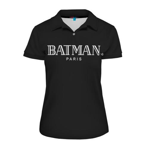Женская рубашка поло 3D Hero