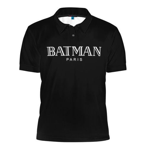 Мужская рубашка поло 3D Hero