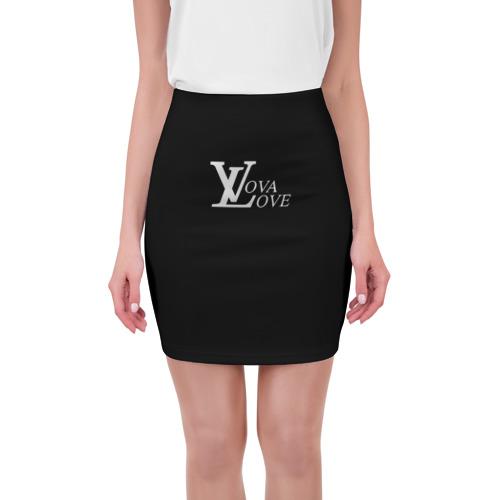 Мини-юбка 3D Vova love от Всемайки