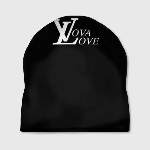 Шапка 3D Vova love