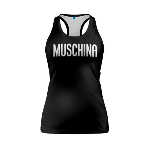 Женская майка 3D спортивная Muschina