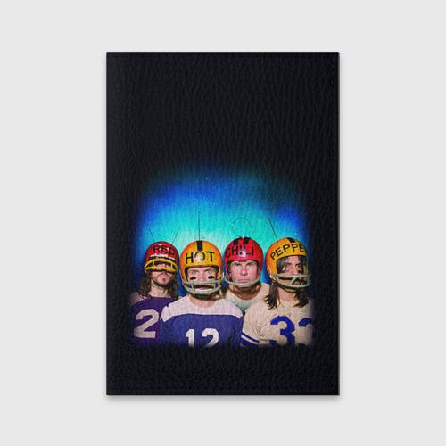 Обложка для паспорта матовая кожа  Фото 01, Red Hot Chili Peppers