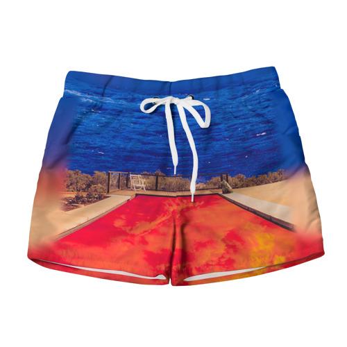 Женские шорты 3D Red Hot Chili Peppers
