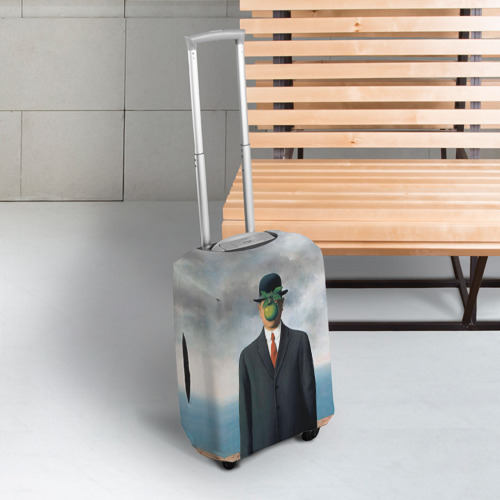 Чехол для чемодана 3D  Фото 03, Сын человеческий