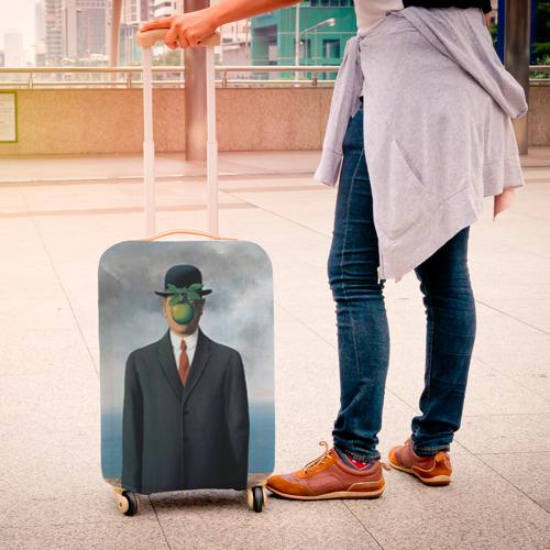 Чехол для чемодана 3D  Фото 04, Сын человеческий