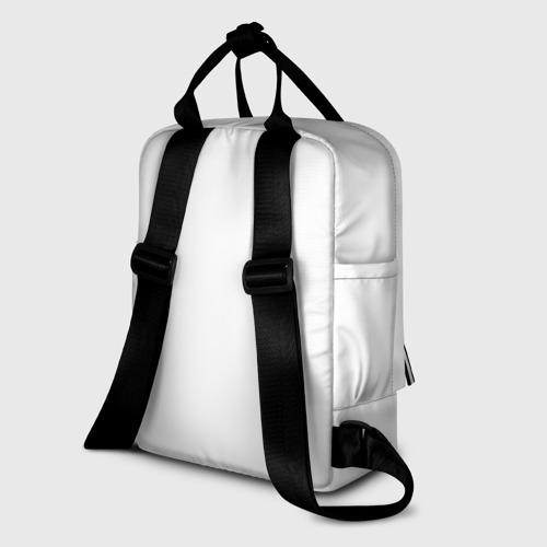 Женский рюкзак 3D Котик Фото 01