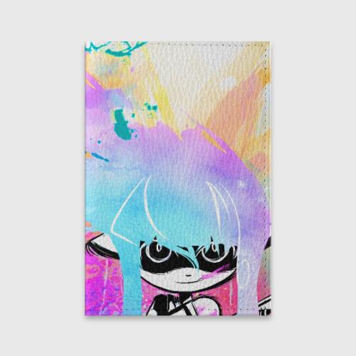 Обложка для паспорта матовая кожа  Фото 01, rampage