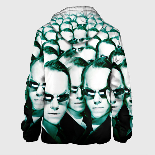 Мужская куртка 3D  Фото 02, Агент