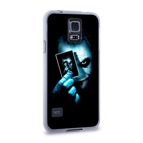 Чехол для Samsung Galaxy S5 силиконовый  Фото 02, Джокер