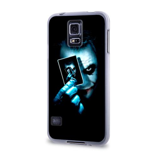 Чехол для Samsung Galaxy S5 силиконовый  Фото 03, Джокер