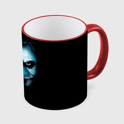 Кружка с полной запечаткой  Фото 01, Джокер