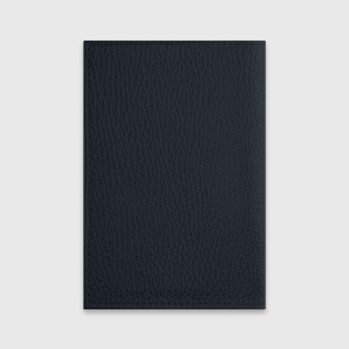 Обложка для паспорта матовая кожа  Фото 02, Доктор Хаус