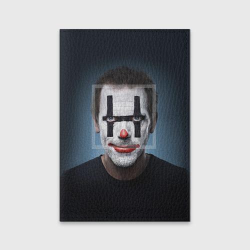 Обложка для паспорта матовая кожа  Фото 01, Доктор Хаус