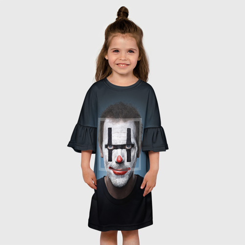 Детское платье 3D  Фото 01, Доктор Хаус