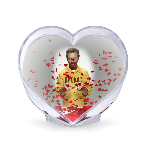 Сувенир Сердце  Фото 02, Доктор Хаус