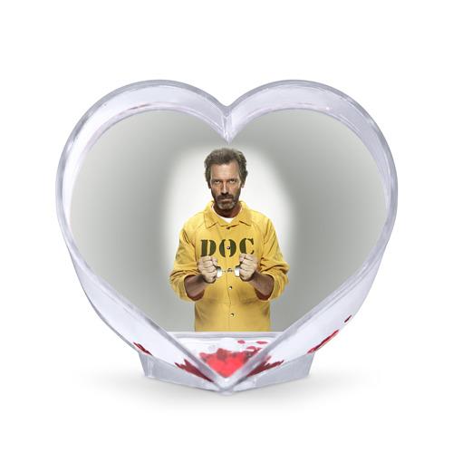 Сувенир Сердце  Фото 01, Доктор Хаус