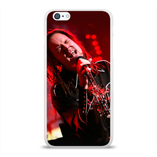 Чехол для Apple iPhone 6Plus/6SPlus силиконовый глянцевый  Фото 01, KoЯn