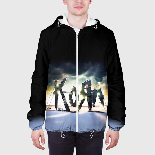 Мужская куртка 3D  Фото 04, KoЯn
