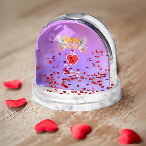 Водяной шар  Фото 03, Love