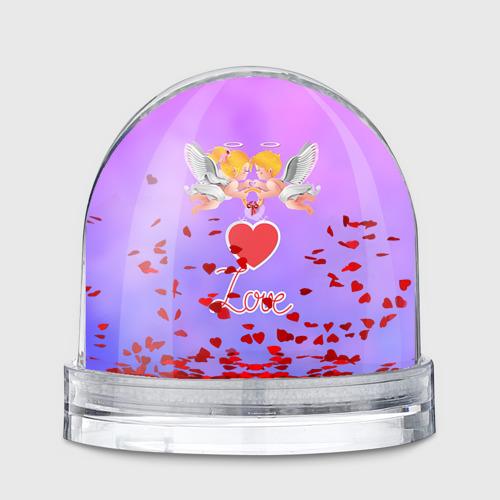 Водяной шар  Фото 01, Love