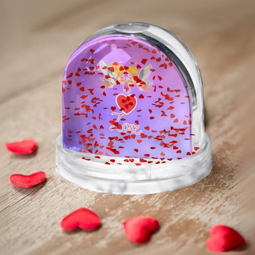 Водяной шар  Фото 04, Love