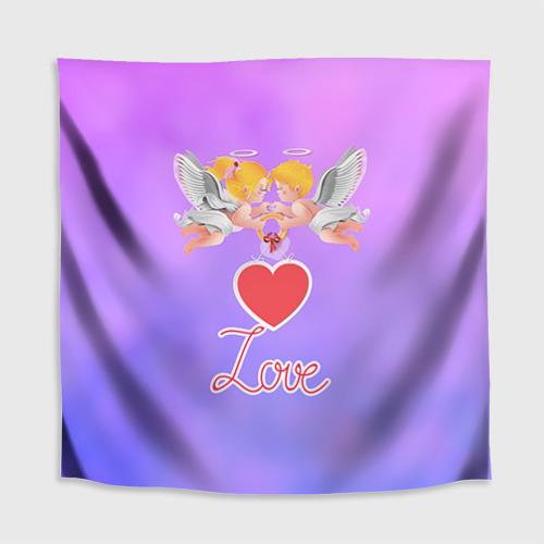 Скатерть 3D  Фото 02, Love