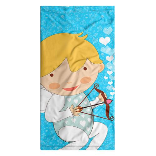 Бандана-труба 3D  Фото 04, Ангел мальчик