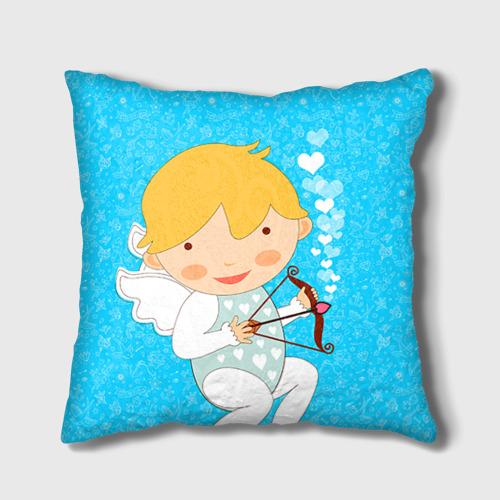 Подушка 3D Ангел мальчик Фото 01