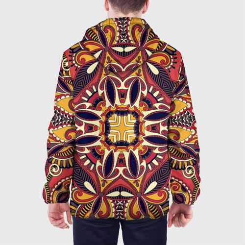 Мужская куртка 3D  Фото 05, Узор