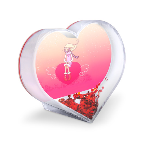Сувенир Сердце  Фото 03, Влюбленные