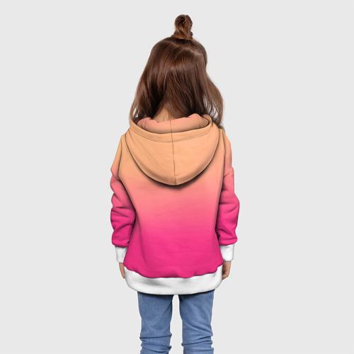 Детская толстовка 3D  Фото 02, Влюбленные