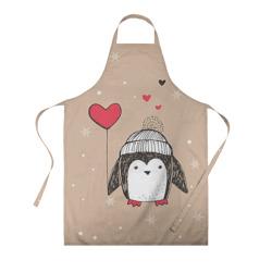 Пингвин с шариком - интернет магазин Futbolkaa.ru