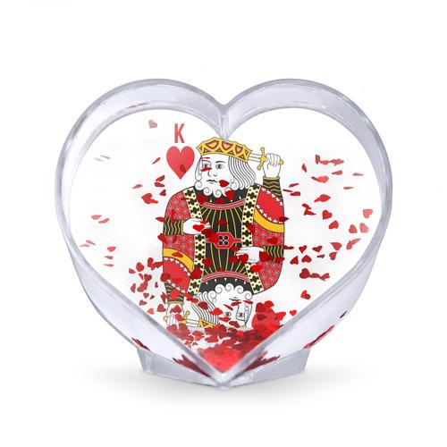 Сувенир Сердце  Фото 02, Король