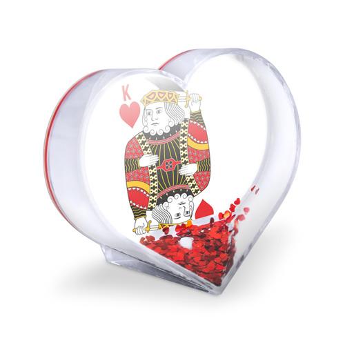 Сувенир Сердце  Фото 03, Король