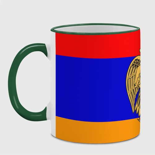 Кружка с полной запечаткой  Фото 04, Герб и флаг Армении
