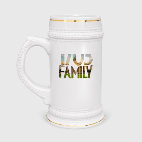 Кружка пивная  Фото 01, 1703 family