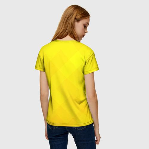 Женская футболка 3D Дамочка Фото 01